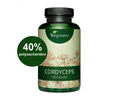 CORDYCEPS SINENSIS EXTRAKT 500MG 120CPS